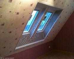 Bg Conseil - Pulversheim - Création deVELUX jumo dans une chambre
