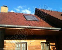 Bg Conseil - Pulversheim - Création de velux GGL SK06 avec SSL (Volet solaire)