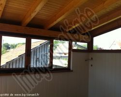 Bg Conseil - Pulversheim - Modification de terrasse agrandissement